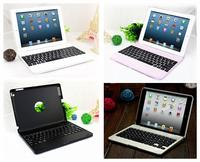 Clam Shell Wireless Bluetooth Keyboard Case For iPad 2 3 4