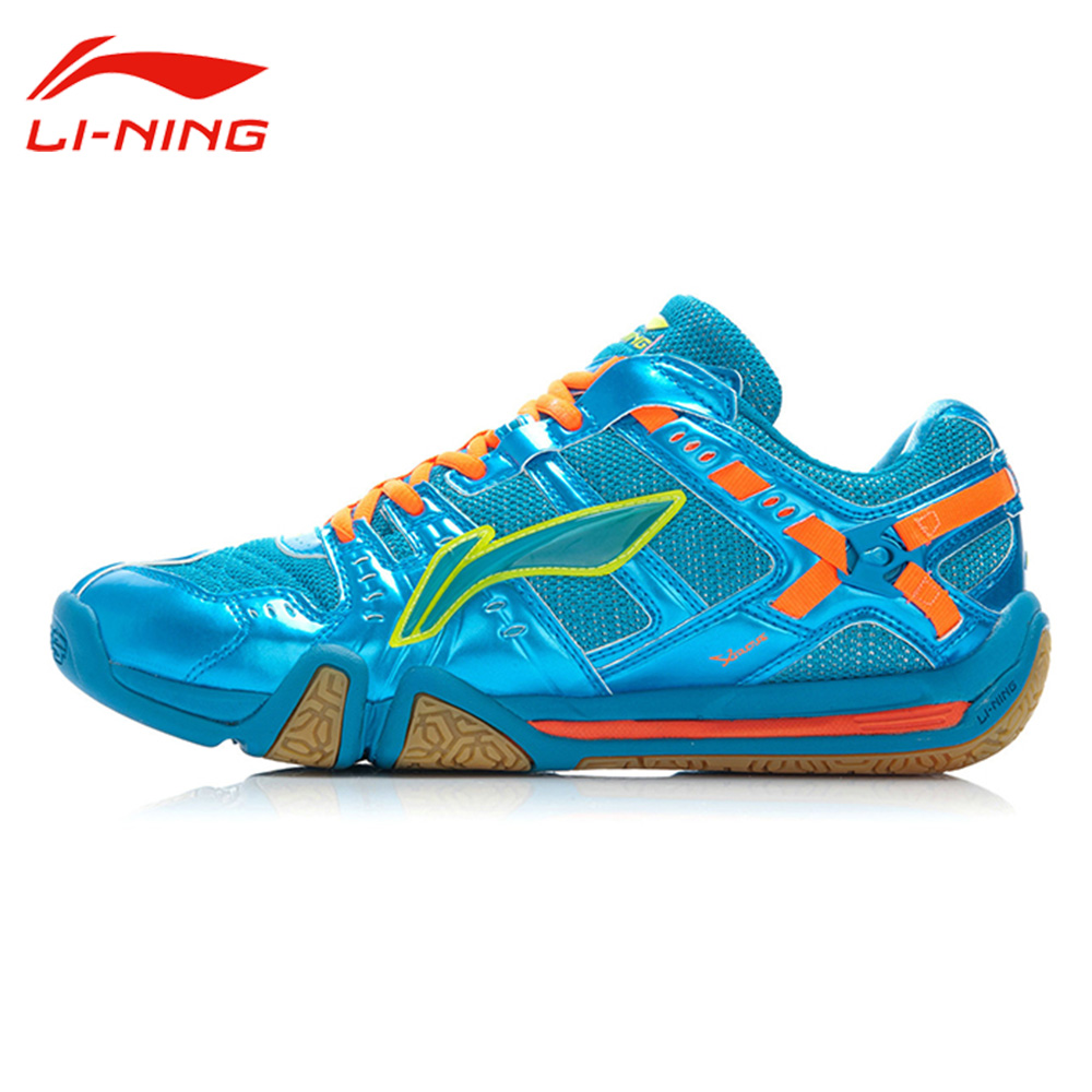 Li-Ning Men's Badminton Shoes Li Ning Hard-Wearing Flexible Outdoor Balanced Sports Sneakers AYAJ011 original li ning men professional basketball shoes