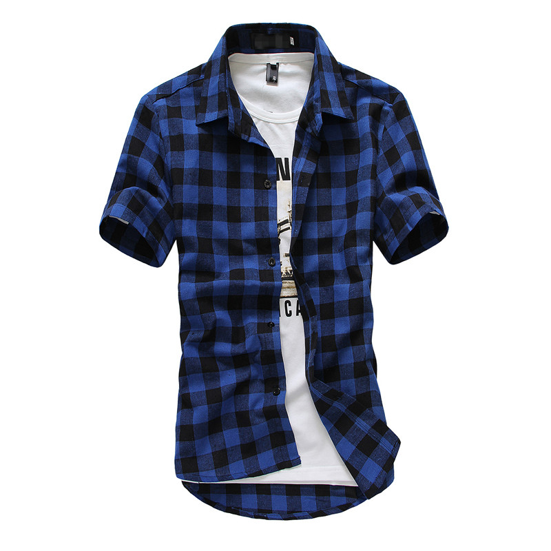 Free shipping and returns on Men's Check & Plaid Shirts at fatalovely.cf