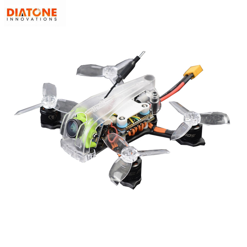 Diatone 2019 GT R249 95mm 2 Zoll 4 S FPV Racing RC Drone PNP w/F4 OSD 25A runCam Micro Swift TX200U Racer Multirotor Schwarz Weiß-in RC-Hubschrauber aus Spielzeug und Hobbys bei  Gruppe 1