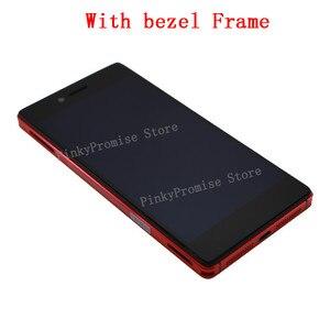 Image 2 - Lcd para lenovo vibe tiro max z90 display de tela toque para lenovo z90 z90a40 Z90 7 lcd z90 7 display substituição