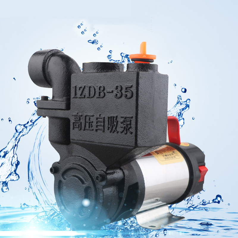 Self-priming Pump DC12V/24V/48V vacuum priming pump for home self sucking pump for house electromobile DC water pump isw 100 100a water pump 4 inch horizontal inline pump for sale