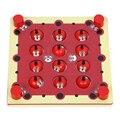 Jogo da Memória de madeira Montessori Bebê Crianças de Treinamento Do Cérebro Brinquedos Interativos para Crianças de Aprendizagem Educacional Brinquedo Presentes de Aniversário