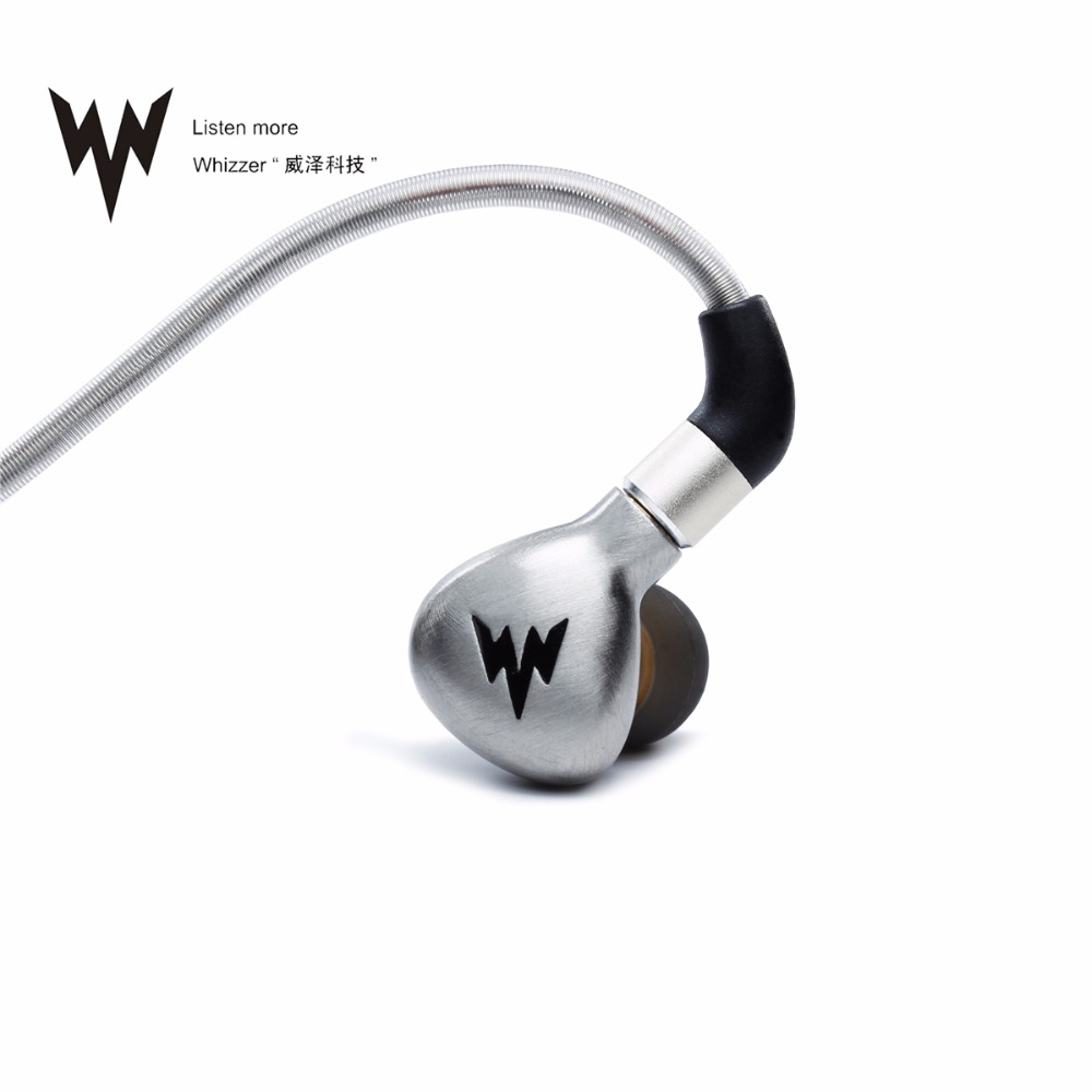 Whizzer A15 Bass Earphones Metal In Ear Headsets Dynamic Hifi Hi Res Wiring Diagram Pure Clear Warm Sound With Mmcx Official Store From Consumer Electronics