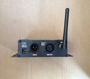 Image 3 - Wireless DMX 512 Controller Trasmettitore e Ricevitore 2in1 LCD di Alimentazione del Display Regolabile Ripetitore Regolatore di Illuminazione A LED DMX512