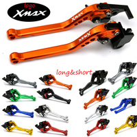 Short&Long For Yamaha X MAX 300 XMAX300 Xmax 300 2017 2018 Motorcycle Accessories CNC Brake Clutch Levers