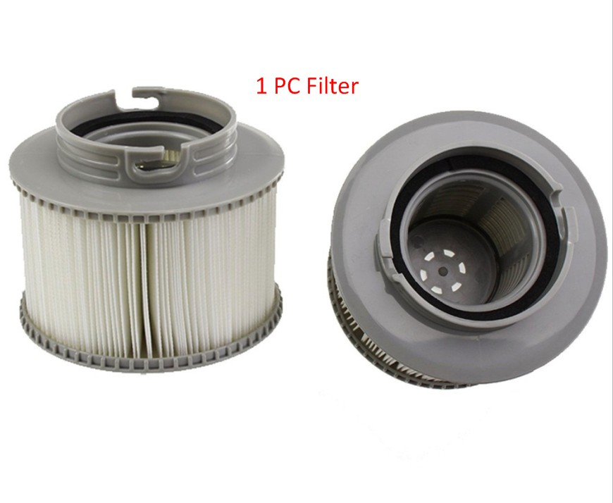 1 Pcs Filter Cartridges Strainer For All Models Hot Tub Spas Swimming Pool For MSPA