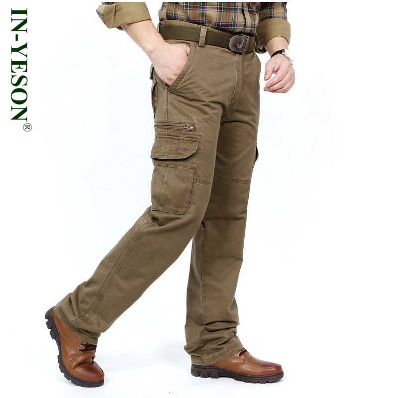 Military Cargo Pants Men Brand Men's Outdoor Pants Multi Pockets CQB Combat Swat Tactical Trousers Hiking Hunting Pants Size 44 tony christian landi aodem