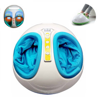 3D Electric Foot Massager Machine With Air Compression Thermal Therapy For Health Care Relaxation Personal Shiatsu