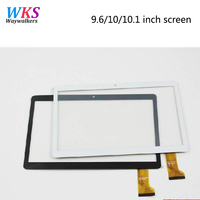 Waywalkers T805G T805C T805S T950 Tablet Screen IPS 9 6 10 10 1 Inch