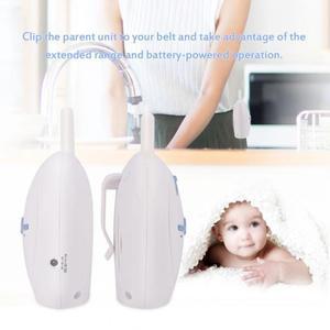 Image 3 - Audio Baby Monitor 2.4GHz Wireless Infant Walkie Talkie Kits Baby Phone Kids Radio Nanny Babysitter babyfoon