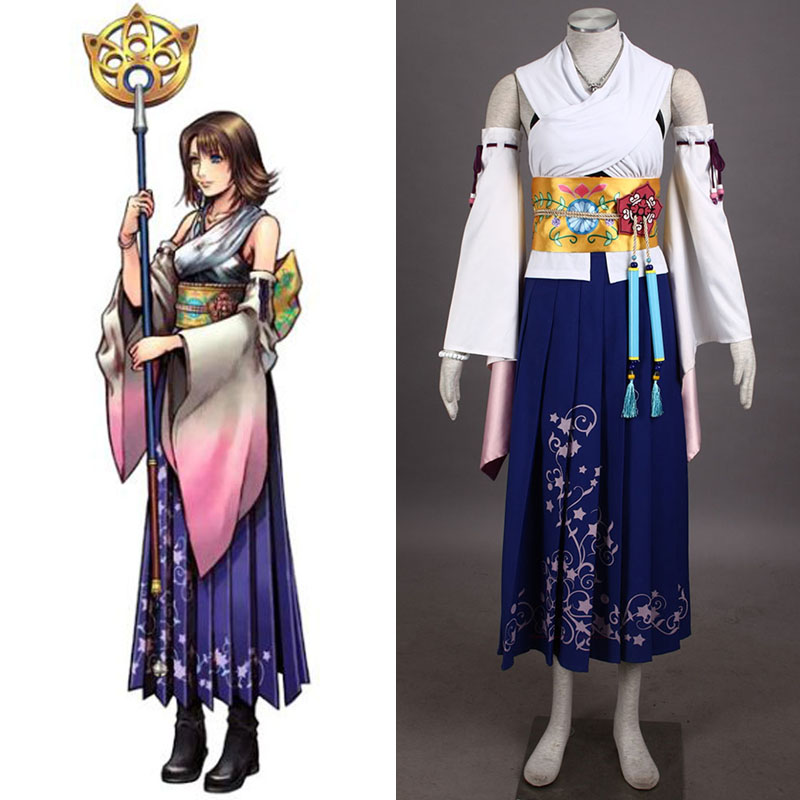Popular Final Fantasy Clothes-Buy Cheap Final Fantasy Clothes lots from China Final Fantasy ...