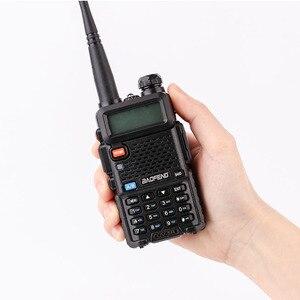 Image 4 - Mới nhất nâng cấp bộ đàm Baofeng UV 5R với 3 Băng Tần 136 174 MHz/200 260 MHz/400 520 MHz Di Động Bộ đàm hàm Đài Phát Thanh CB Giao Tiếp