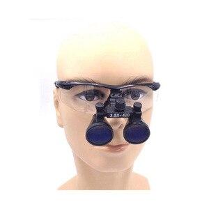 Image 2 - 3.5x ampliação equipamento médico dentes dental lupa antifogging óculos ópticos cirurgia clínica dentista lupa cirúrgica