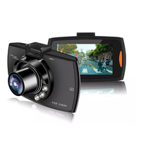 2.4 Inch G30 Invisible Car DVR 90 Degrees Wide Angle Lens Mini HD Vehicle Camera Video Recorder R30