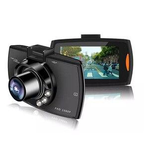Image 1 - 2,4 pulgadas G30 coche Invisible DVR 90 grados gran angular lente Mini HD vehículo cámara Video grabadora R30