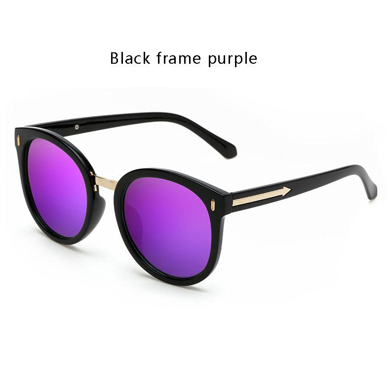 HTB1so9rSpXXXXcaXFXXq6xXFXXXw - OHMIDA Mirror Sunglasses Women's 2018 Arrow Round Brand Sunglasses Pink UV400 Vintage New Fashion