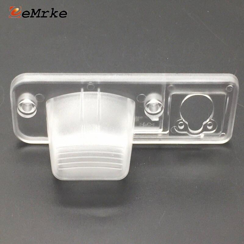 EEMRKE кронштейн для автомобильной камеры номерной знак свет корпус для Volkswagen VW Eurovan Caravelle Transporter T4 1990-2003