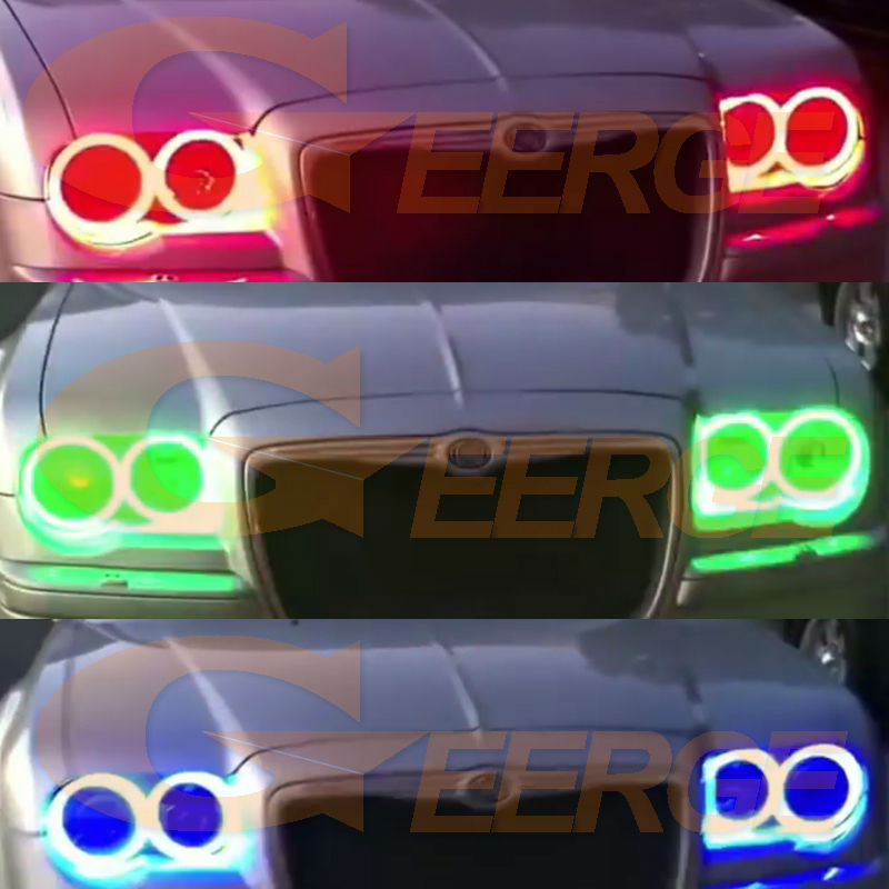 Chrysler 300C 2004 2005 2007 2008 2009 2010 RF Bluetooth APP - Ավտոմեքենայի լույսեր - Լուսանկար 5