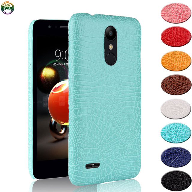 new style 809c5 34112 US $4.69 |Case For LG K8 K8+ 8K 2018 X210 ULMA ULMG X210ULM Fitted Case  Armor Mobile Phone Leather For LG K9 9K X210CM Cover PC Coque-in Fitted  Cases ...