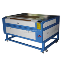 LY CO2 USB Laser Cutting Machine 1290 130W PRO With Offline System Automatic Engraver Chiller Equipment 1200 x 900 mm 220V 110V