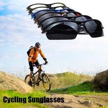Outdoor Sports Men Sunglasses Cycling UV400 Glasses MTB Road