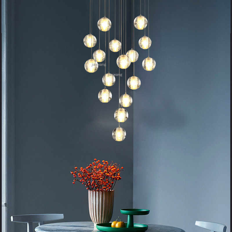 Decorative LED Light Ceiling Chandelier Chandeliers Lamp Decor Living room Chandelier Lighting Light Fixtures Crystal Lustre