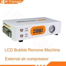 MT Mini High Pressure 220V Auto LCD Autoclave Bubble Remove Machine remove lcd bubble oca bubble for 7 inch Screen Repairing цена и фото