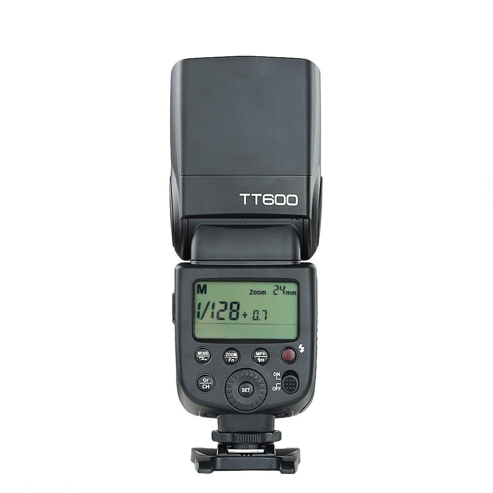 Godox TT600 / TT600S GN60 HSS 1 / 8000s Speedlite 2.4G Simsiz X - Kamera və foto - Fotoqrafiya 4