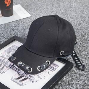 af1011a6be1da RUBU Men Women Long Baseball Curved Hip Hop KPOP Hats