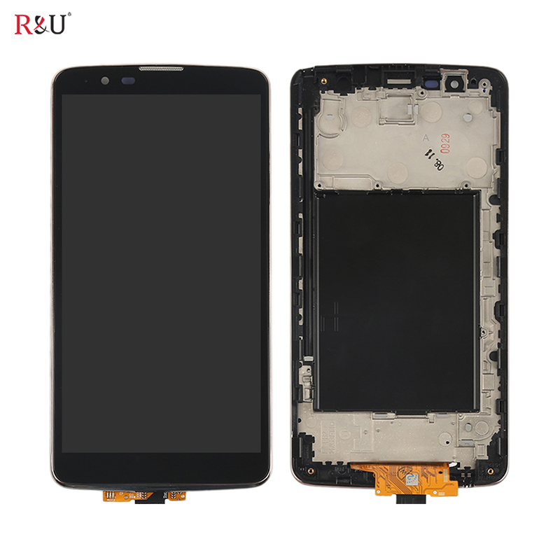 5 7 U0026quot  Lcd Display Touch Screen Glass Panel Digitizer Full