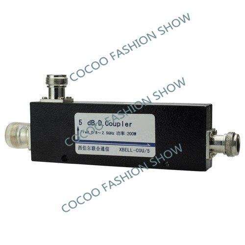 2 vie cavità potenza divisore, divisore di potenza, accessorio booster, telefono cellulare ripetitore splitter per GSM/CDMA/3G/4G booster