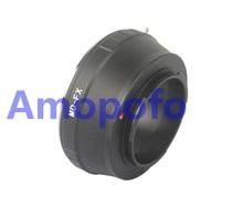 Amopofo,MD-FX Adapter for Minolta MD MC mount lens to Fujifilm Fuji X-Pro1 X Professional 1 Digicam Adapter