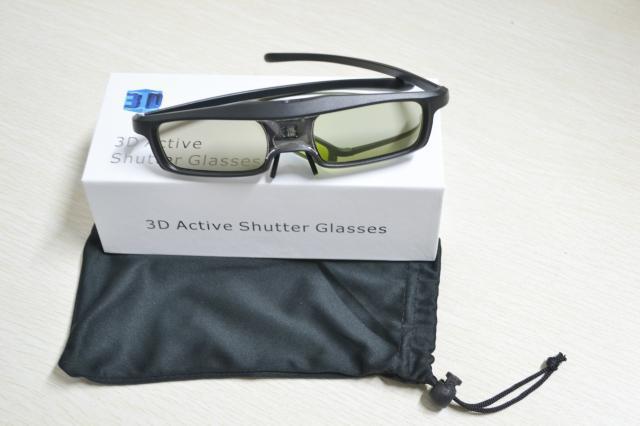 aad9d51fa2c3a Exigível HD Obturador Ativo Óculos 3D DLP Link de Boa Qualidade Olho de  Vidro de Exibição de Imagem de Baixo Custo em Óculos 3D Óculos de Realidade  Virtual ...