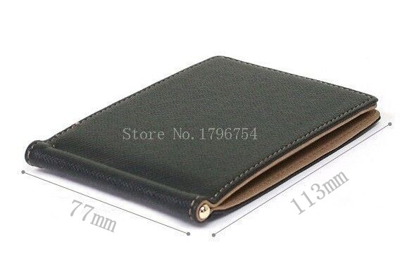 HTB1soC.PXXXXXXhaXXXq6xXFXXXw - BLEVOLO Brand Men Wallet Short Skin Wallets Purses PU Leather Money Clips Sollid Thin Wallet For Men Purses 4 Colors