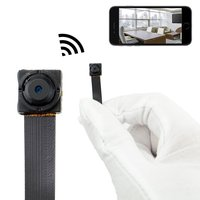 HD 1080 P WIFI Netzwerk Kamera P2P Mini Kamera DIY Wireless Camera Module Bewegung Aktiviert DV Camcorder mit 4000mA