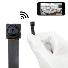 HD 1080P WIFI Network  Camera P2P Mini  Camera DIY Wireless  Camera Module Motion Activated DV Camcorder with 4000mA