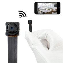 HD 1080 P WI-FI Сетевая Камера P2P Мини-Камера DIY Беспроводной Модуль Камеры Движение Активированный DV Видеокамер с 4000mA