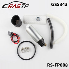 RASTP- High Pressure Walbro Fuel Pump GSS343 Performance 255 LPH Intank Electric Replacement RS-FP008