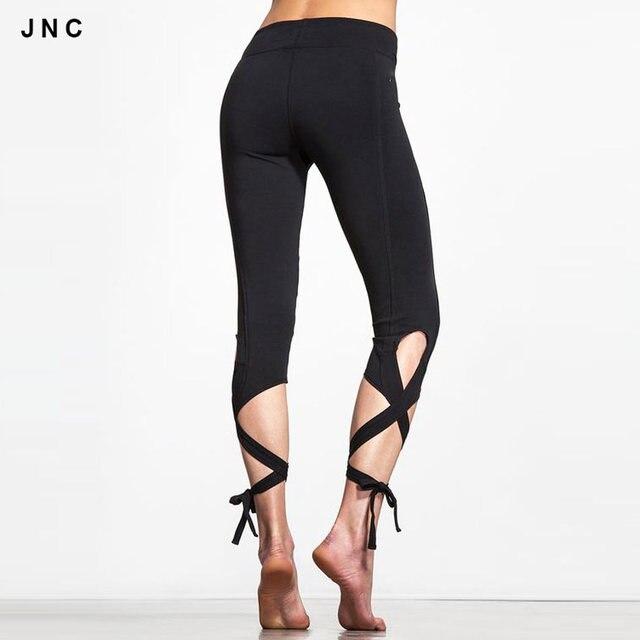Pink Yoga pants Ballet Spirit Bandage Workout infinity Turnout Leggings For Women Lavender For Dance