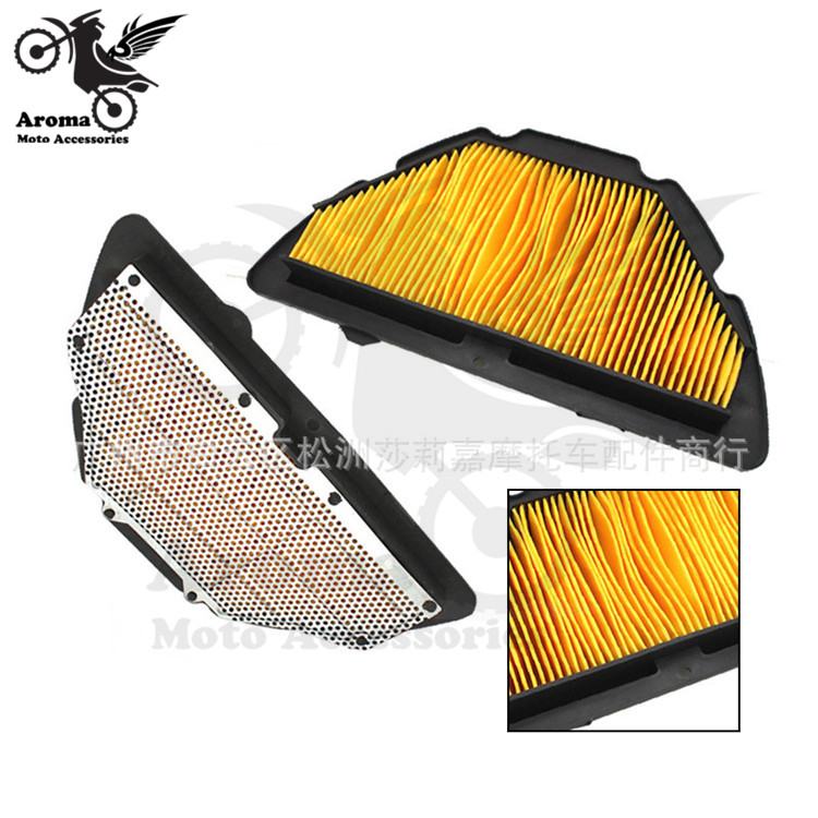 2004 2005 2006 year brand moto air filters for yamaha air filter cleaner motorcycle for yamaha YAMAHA YZF R1 moto air cleaner