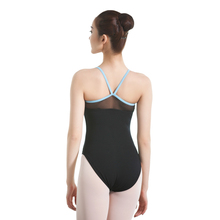 ballet leotards adult gymnastic leotard camisole mesh dance for women swimsuit gymnasitcs