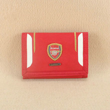 Arsenal children's wallet,small purse for boys and girls,amazing club team,Wenger