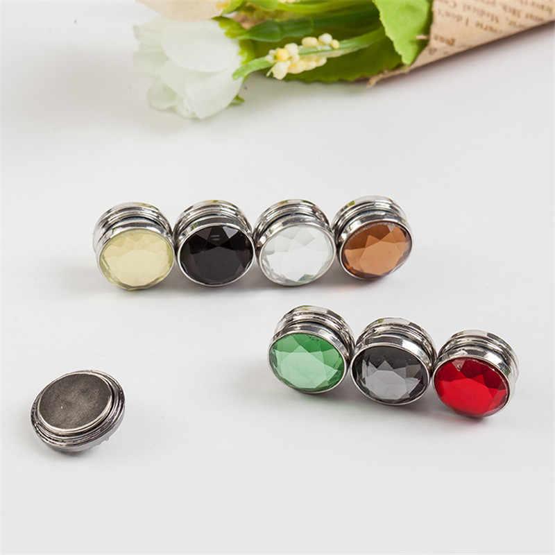 Suministro directo de fábrica puede ser seleccionado al azar al por mayor de la muestra/12/CONJUNTO DE metal musulmán abaya para pañuelo Khimar magnético