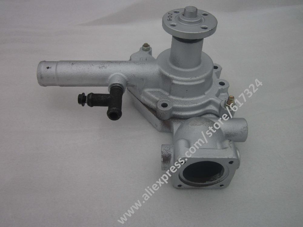 Laidong KM485QB engine, the water pump assembly, part number: laidong kama km4l22bt engine the oil pump assembly part number 4l22 09122 09111 09112 09101 09104