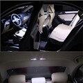 Carro LEVOU para Audi Q7 2007 A 2013 Leds canbus 12 v Luz Interior Package Kit car styling 16 pcs por definir Auto Acessórios