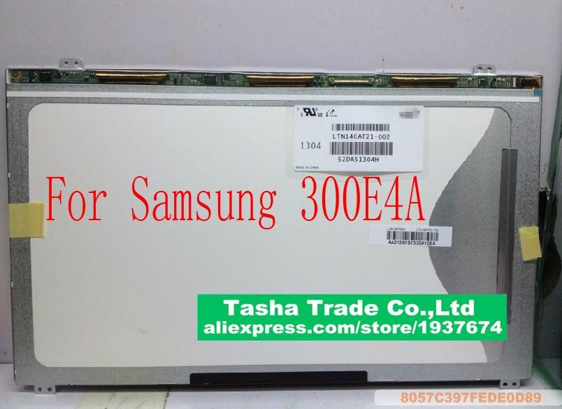 For Samsung 300E4A Display LCD Laptop Screen LTN140AT21 LTN140AT21-002 Original