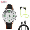 Lemfo LEM5 Android 5.1 OS Smart watch 1.3G Quad core support Nano SIM card GPS Wifi for apple IOS android