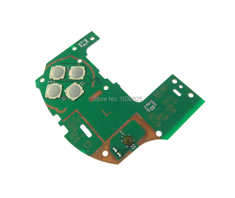 Replacement Left Right PCB Circuit Button Board For PSV PS VITA 1000 PSVITA Original Wifi Version