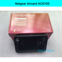 unlocked Aircard 810S cat11 600mbps 4g router with sim card slot wi fi 4g lte router outdoor mifi pocket ac810s ac810